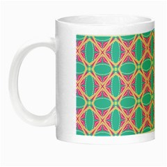 Cute Pretty Elegant Pattern Night Luminous Mugs by creativemom