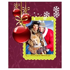 Xmas By Angena Jolin   Drawstring Bag (small)   Hqm7yii4nljh   Www Artscow Com Front