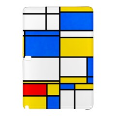 Colorful rectanglesSamsung Galaxy Tab Pro 10.1 Hardshell Case by LalyLauraFLM
