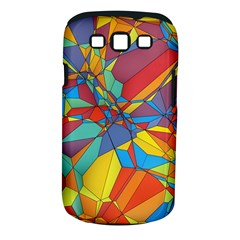 Colorful Miscellaneous Shapes Samsung Galaxy S Iii Classic Hardshell Case (pc+silicone) by LalyLauraFLM