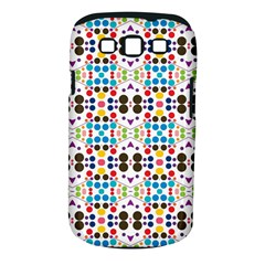 Colorful Dots Pattern Samsung Galaxy S Iii Classic Hardshell Case (pc+silicone) by LalyLauraFLM
