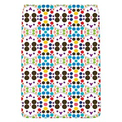 Colorful Dots Pattern Removable Flap Cover (l) by LalyLauraFLM