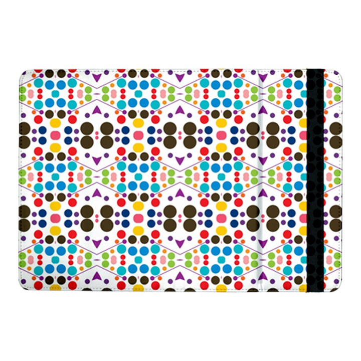 Colorful dots pattern	Samsung Galaxy Tab Pro 10.1  Flip Case