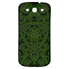 Crazy Beautiful Abstract  Samsung Galaxy S3 S Iii Classic Hardshell Back Case by OCDesignss