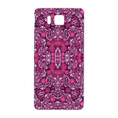 Crazy Beautiful Abstract  Samsung Galaxy Alpha Hardshell Back Case by OCDesignss