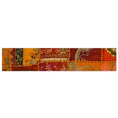 India Print Realism Fabric Art Flano Scarf (small)  by TheWowFactor