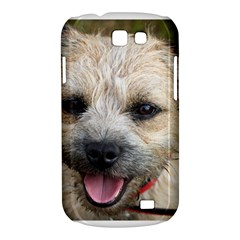 Border Terrier Samsung Galaxy Express I8730 Hardshell Case  by TailWags