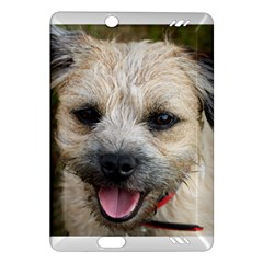 Border Terrier Kindle Fire HD (2013) Hardshell Case by TailWags