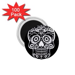 Skull 1 75  Magnets (100 Pack)  by ImpressiveMoments