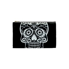 Skull Cosmetic Bag (small)  by ImpressiveMoments