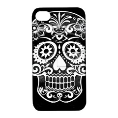 Skull Apple Iphone 4/4s Hardshell Case With Stand by ImpressiveMoments