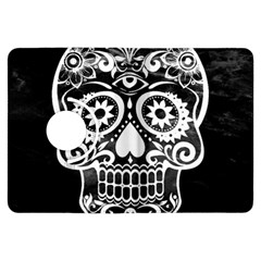 Skull Kindle Fire HDX Flip 360 Case by ImpressiveMoments