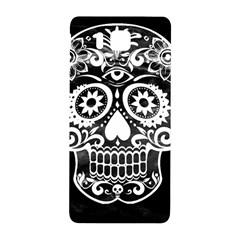 Skull Samsung Galaxy Alpha Hardshell Back Case