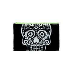 Skull Cosmetic Bag (xs) by ImpressiveMoments