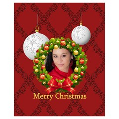 Xmas By Debe Lee   Drawstring Bag (small)   Gnhuwi72qowo   Www Artscow Com Front