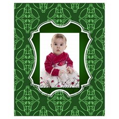 Xmas By Debe Lee   Drawstring Bag (small)   L97v9jwx01ku   Www Artscow Com Front