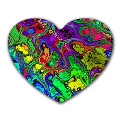 Powerfractal 4 Heart Mousepads by ImpressiveMoments