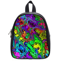 Powerfractal 4 School Bags (small)  by ImpressiveMoments