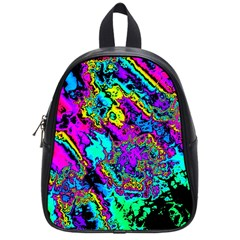 Powerfractal 2 School Bags (small)  by ImpressiveMoments