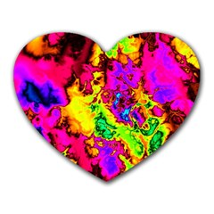 Powerfractal 01 Heart Mousepads by ImpressiveMoments