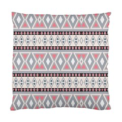 Fancy Tribal Border Pattern Soft Standard Cushion Cases (two Sides)  by ImpressiveMoments