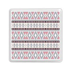 Fancy Tribal Border Pattern Soft Memory Card Reader (square)  by ImpressiveMoments