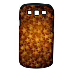 Gold Stars Samsung Galaxy S Iii Classic Hardshell Case (pc+silicone) by KirstenStar
