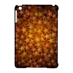 Gold Stars Apple Ipad Mini Hardshell Case (compatible With Smart Cover) by KirstenStar