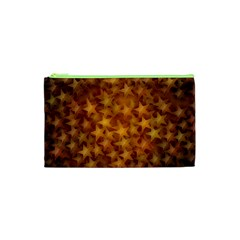 Gold Stars Cosmetic Bag (xs)