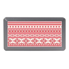 Fancy Tribal Borders Pink Memory Card Reader (mini) by ImpressiveMoments