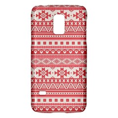 Fancy Tribal Borders Pink Galaxy S5 Mini by ImpressiveMoments