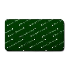 Merry Christmas,text,green Medium Bar Mats by ImpressiveMoments