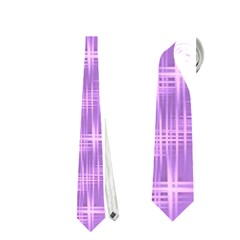 Many Stars, Lilac Neckties (one Side)