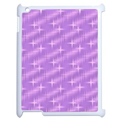 Many Stars, Lilac Apple Ipad 2 Case (white) by ImpressiveMoments