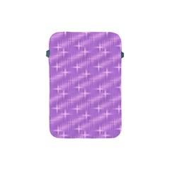 Many Stars, Lilac Apple Ipad Mini Protective Soft Cases by ImpressiveMoments