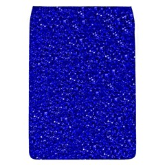 Sparkling Glitter Inky Blue Flap Covers (l)  by ImpressiveMoments