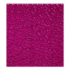 Sparkling Glitter Pink Shower Curtain 66  X 72  (large)  by ImpressiveMoments