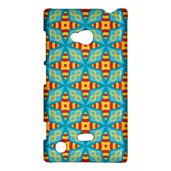 Cute Pretty Elegant Pattern Nokia Lumia 720 by creativemom