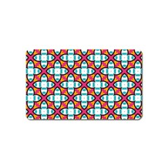 Pattern 1284 Magnet (name Card) by creativemom