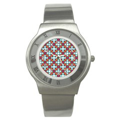 Pattern 1284 Stainless Steel Watches by creativemom