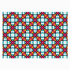 Pattern 1284 Large Glasses Cloth (2 Side) by creativemom