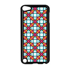 Pattern 1284 Apple Ipod Touch 5 Case (black) by creativemom
