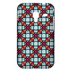 Pattern 1284 Samsung Galaxy Ace Plus S7500 Hardshell Case by creativemom