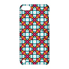 Pattern 1284 Apple Ipod Touch 5 Hardshell Case With Stand by creativemom