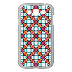 Pattern 1284 Samsung Galaxy Grand DUOS I9082 Case (White) by creativemom