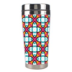 Pattern 1284 Stainless Steel Travel Tumblers by creativemom