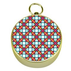 Pattern 1284 Gold Compasses by creativemom