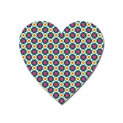 Pattern 1282 Heart Magnet by creativemom