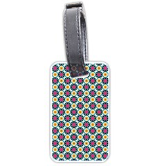 Pattern 1282 Luggage Tags (one Side)  by creativemom