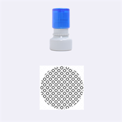 Pattern 1282 Rubber Round Stamps (small) by creativemom
